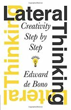 Lateral Thinking: Creativity Step by Step (Perennial Library) by Edward De Bono,