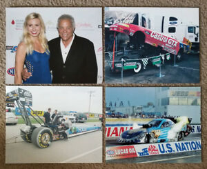 Don Prudhomme, Force, Head & Kalitta ***SET OF 4*** 8.5x11 Glossy Photo's #5