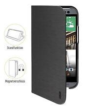 ARTWIZZ FolioJacket für [HTC One M8] Handyhülle Handytasche Standfunktion B-Ware