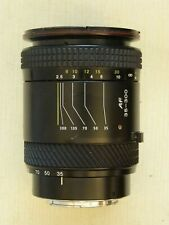 Tokina AF 35-300mm f4.5-6.7 for Sony/Minolta Maxum A-Mount, Tested