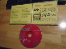 RARE PROMO Remasterpieces CD LED ZEPPELIN Genesis AC/DC Crosby Stills Nash YES +