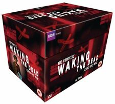 Waking The Dead . Series 1-9 . Season 1 2 3 4 5 6 7 8 9 . 46 DVD . NEU