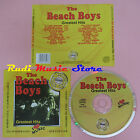 CD THE BEACH BOYS Greatest hits 1995 italy SILVER COLLECTION SPC 076(Xs8)lp mc