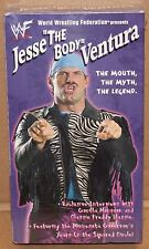 "WWF - Jesse ""The Body"" Ventura (VHS, 1998) The Mouth, The Myth, The Legend NEW"