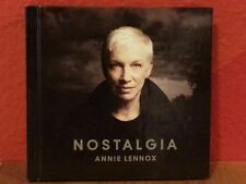 ANNIE LENNOX / NOSTALGIA RARE BOOK PROMO SET CD/DVD  LIKE NEW  BR882