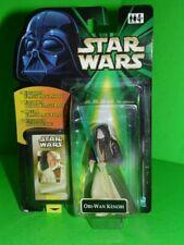 1998 Star Wars ✧ Obi-Wan Kenobi ✧ FlashBack POTF 2 Figure MOC FREE UK POST