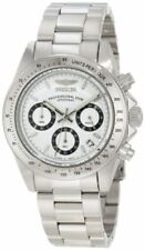 Relojes de pulsera Invicta Chrono de acero inoxidable