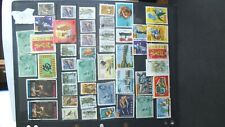 A selection of GHANA stamps