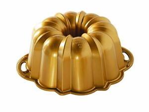 Nordic Ware Anniversary Gugelhupf 12 Cup, Gold