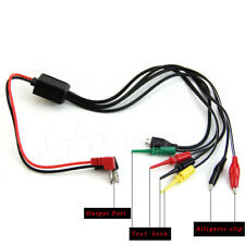 Sell Repair Cell Phone Test Lead Wire Cable Kit Set With Clips Banana Plugs