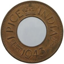 INDIA  PICE 1943   #kt 517
