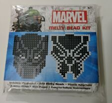 Marvel Black Panther Melty Bead Kit Kids Arts & Crafts Nip