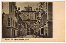 Cathedral in Poznan, Poland, 1930s