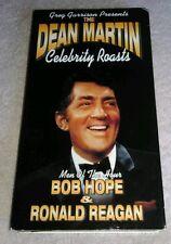Dean Martin Celebrity Roast Bob Hope Ronald Reagan VHS 1998 Guthy Renker