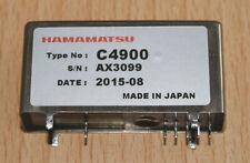 C4900 Hamamatsu , HV-Power Supply 0...-1250 V  f. Photomultiplier