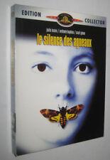 Jonathan Demme LE SILENCE DES AGNEAUX - 1991 - digipack 2 dvd import francia