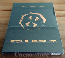 EQUILIBRIUM (Blu-ray) LENTICULAR A-TYPE / 16p Booklet + Photo card / Region ALL
