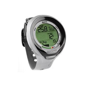 Mares Puck Pro + Dive Computer Scuba Diving Watch 414135 Grey