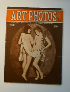 Vintage ART PHOTOS For Art Students and Art Lovers June 1920s Art Magazine