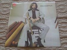 Eric Clapton s/t lp vinyl '70 polydor a1/b2 1st press vgc+/nr mint 1 play copy