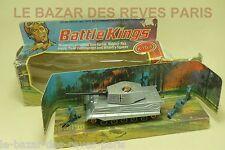 MATCHBOX. BATTLE KINGS. TANK KING TIGER  + boite