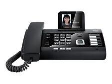 Gigaset Komfort-telefon mit ab schwarz Dl500a SW