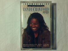 RANDY CRAWFORD The collection mc cassette k7 HOLLAND BEATLES COME NUOVA LIKE NEW