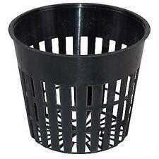 """(10) 3"""" Hydroponic Net Pots - Aeroponic Mesh Cups"""