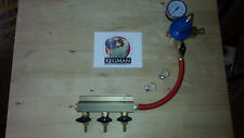 Beer Gas Manifold and CO2 Regulator