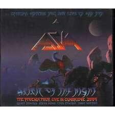 Asia - Spirit Of The Night: Live In Cambridge (CD+DVD Digipak)