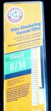 Bissell, Arm & Hammer odor eliminating vacuum filter #H105