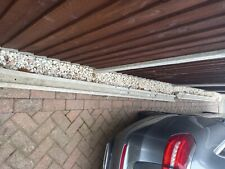 New listing concrete fence posts 9ft in grey