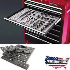 Craftsman Organizer Set 6 Tray Divider Holds 195 Storage Toolbox Wrench Socket
