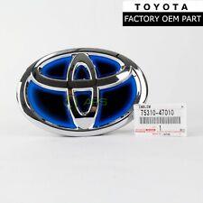 Genuine Toyota Highlander Avalon Camry Grill Hybrid Front Emblem Oem 75310-47010 (Fits: Toyota)