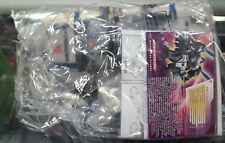 Transformers BOTCON 08 Exclusive Shattered Glass Black HOT ROD & MEGATRON Figure