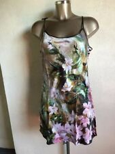 Silk Floral Glamour Chemises for Women