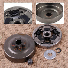 7T Sprocket Clutch Drum Bearing Washer E-clip Fit For Stihl 026 MS260 024 MS240