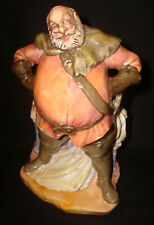 Vintage 1949 Royal Doulton England Hn2054 Falstaff Bone China Figurine Bookend