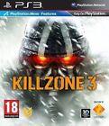 PS3 videogioco KILL ZONE 3,play station,originale,regalo