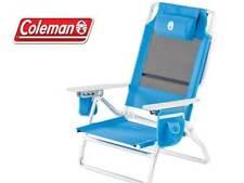 Coleman Sedia reclinabile da Campeggio Camping Chair recliner Low