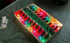 4 X BOXES OF VINTAGE XMAS CHRISTMAS FAIRY LIGHTS PUSH IN 1980'S OLD STOCK NEW