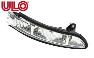 Right Door Mirror Turn Signal Light ULO For: Mercedes E350 CL65 W216 W211 06-09