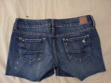 Womens Americam Eagle Outfitters Denim Shorts 4 Jean