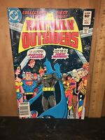 Batman And The Outsiders #1 (August 1983 DC)