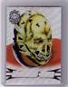 WARREN SKORODENSKI 17/18 Leaf Masked Men Insert Card #17 Prismatic Silver Wave