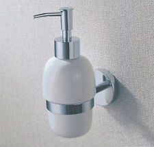 Soap Dispenser Wall-mounted Bathroom Hand Wash Shower Liquid Pump Soap Dispenser