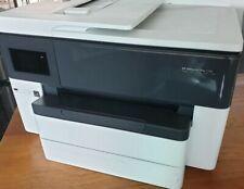 HP OfficeJet Pro 7740 Wireless All-In-One Inkjet Printer White G5J38A New Sealed
