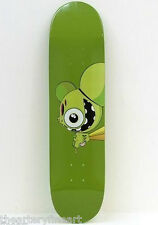 DALEK x Cerealart 'Space Monkey (Green)' 2004 Skateboard Skate Deck Sold-Out NEW