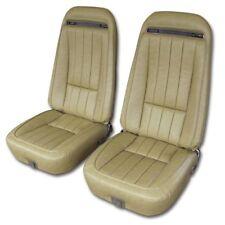 1970-1971 Corvette Leather Like Seat Covers 4212__