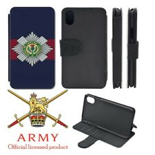 Scots Guards iPhone Flip Case Cover